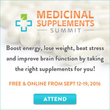Medicinal Supplements Summit