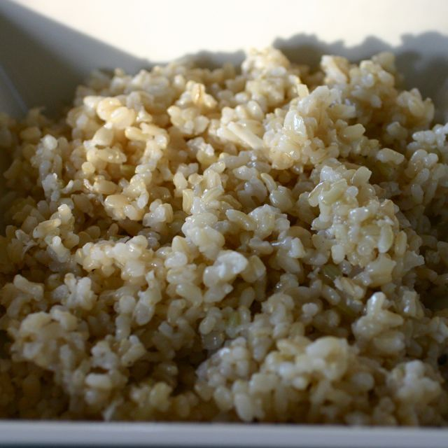 Coconut Rice • The Healthy Eating Site