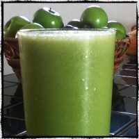 Apple, Lemon, Ginger Juice