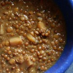 Hearty Lentil Quinoa Stew