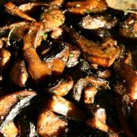Raw Diet Recipes: Marinated Portobello Mushrooms