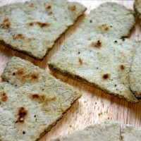 Healthy Oat Biscuits - a.k.a. Oatcakes