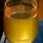 Kombucha tea made from Rooibos (Red Bush tea)