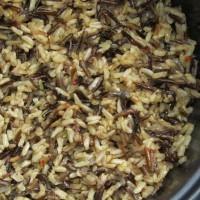 Savory Wild Rice Pilaf