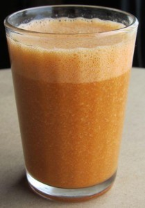Orange, Carrot, Celery Juice