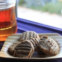 Peanut Butter Cookies, wheat free