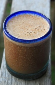 Carob Mint Superfood Shake