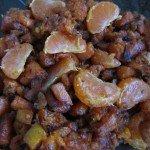Roasted Sweet Potato with Rosemary & Orange