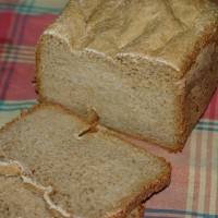 Healthy Wholemeal Bread Recipe Breadmaker